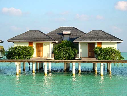 Мальдийский Коттедж