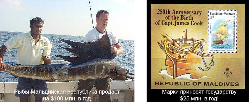 Рыбы и Марки приносят $125 млн