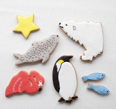 Животные печеньки