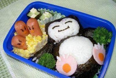 Обычные фотографии необычной еды