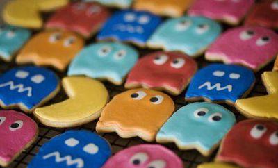 PACMAN печеньки