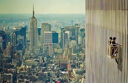 Обслуживание небоскреба