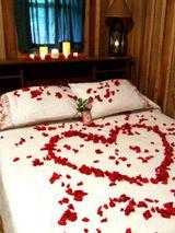 Окончание романтического дня