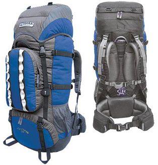 практичный туристический рюкзак
