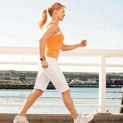 Прогулка — лучшее средство для снятия стресса