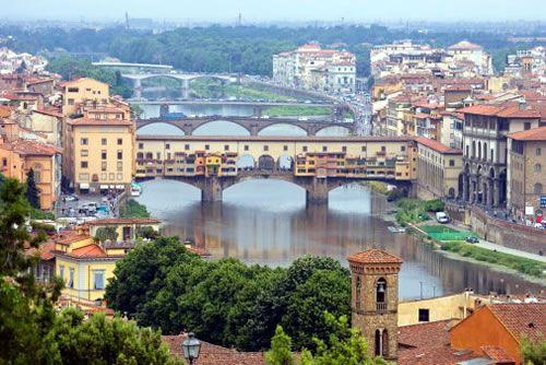 Флоренция - жемчужина Тосканы