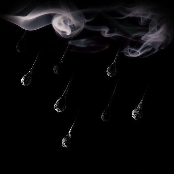 Огненные Шедевры от Станислава Аристова - метеориты