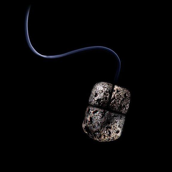 Огненные Шедевры от Станислава Аристова - компьютерная мышь