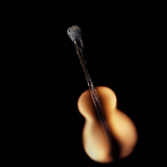 Огненные Шедевры от Станислава Аристова - скрипка