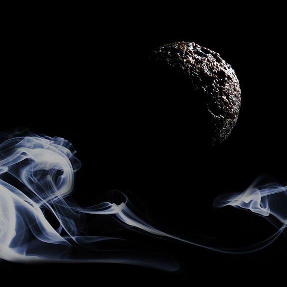 Огненные Шедевры от Станислава Аристова - загадочная планета