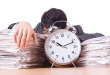 Почему нам не хватает времени