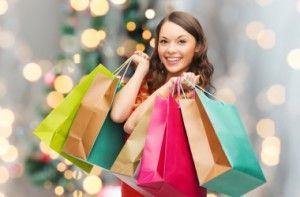 Опасности предновогоднего шоппинга