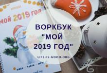 Воркбук «Мой 2019 год»