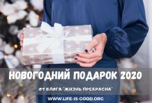"""Новогодний подарок 2020 от блога """"Жизнь Прекрасна"""""""