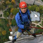 Промышленный альпинизм – необычная работа